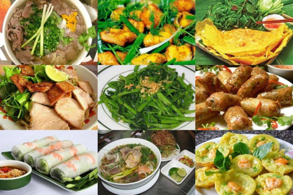 HANOI STREETFOOD TOUR BY WALKING