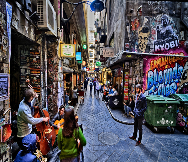 Walk Melbourne with a local and see why this is the most liveable city in the world!