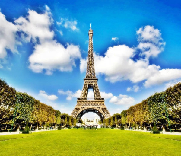 City Tour Paris 3D