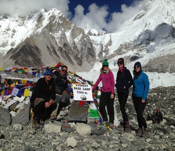 Base Camp Trek in Nepal