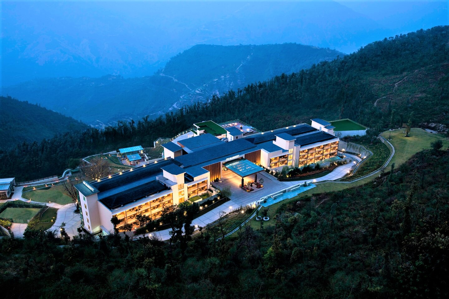 Uttarakhand Tourism: JW Marriott at Mussoorie
