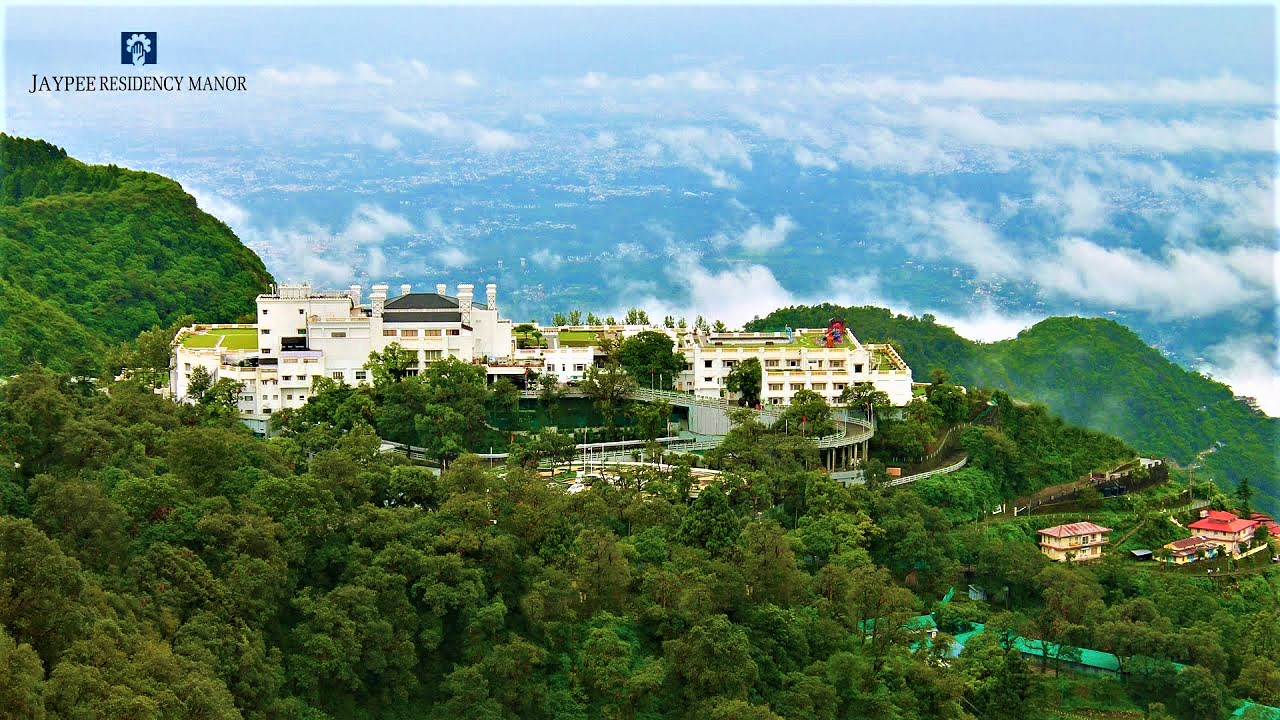 Uttarakhand Tourism: JP Residency Manor at Barlowganj Mussoorie