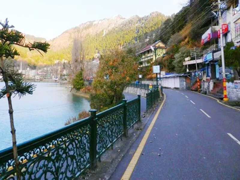 Uttarakhand Tourism: Mall Road