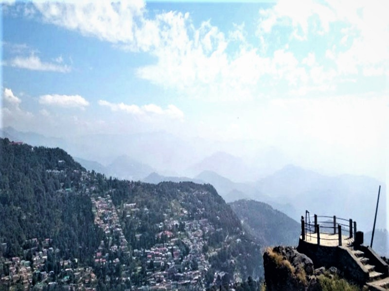 Uttarakhand Tourism: Tiffin Top
